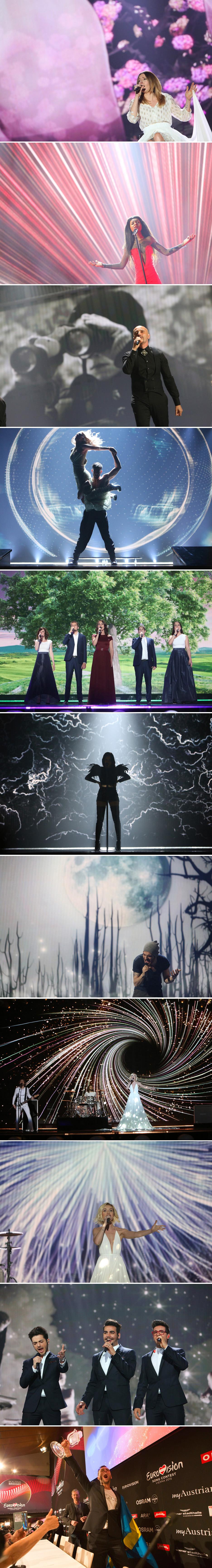 2015.05.22 - VIENNA -EUROVISION SONG CONTEST 2015 IN BILDERN. © Michele Agostinis
