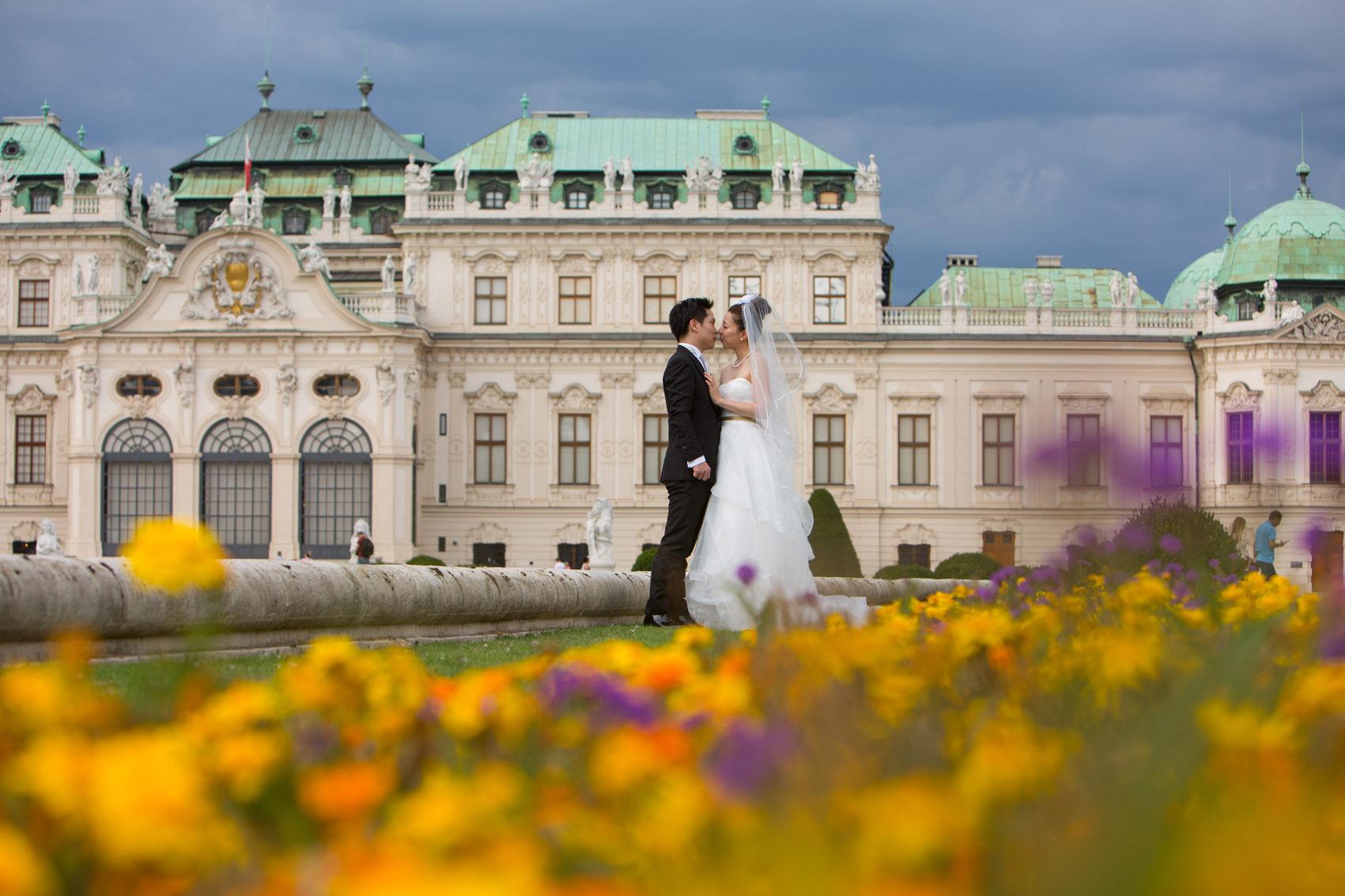 Hochzeitsfotograf Wien Österreich