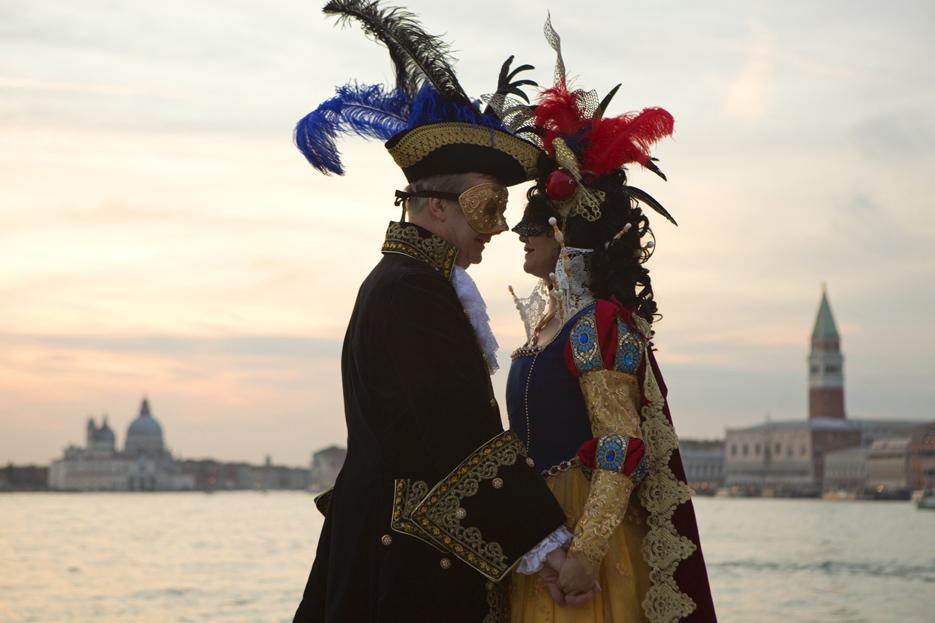 karneval in venedig 2016