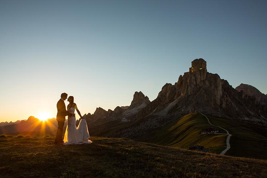 Hochzeitsfotograf Cortina d'Ampezzo