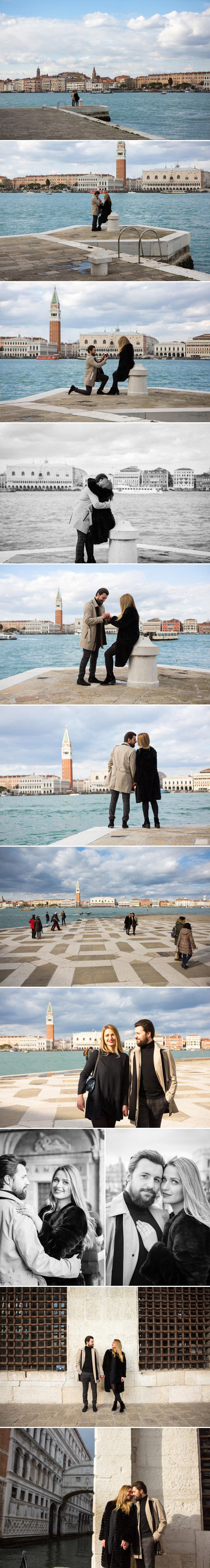 Fotografo Foto di Coppia Venezia
