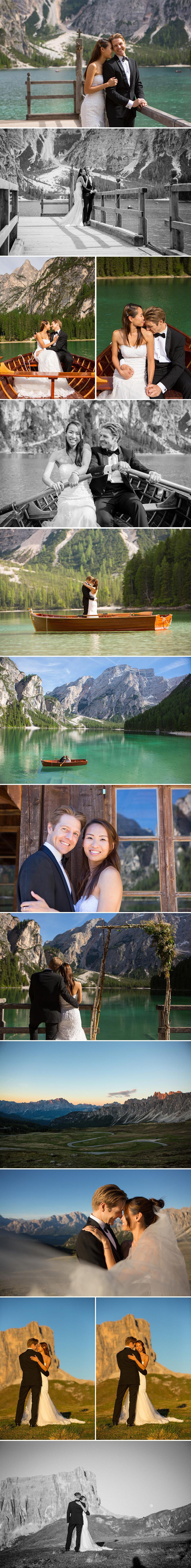 Fotografo Matrimonio Dolomiti