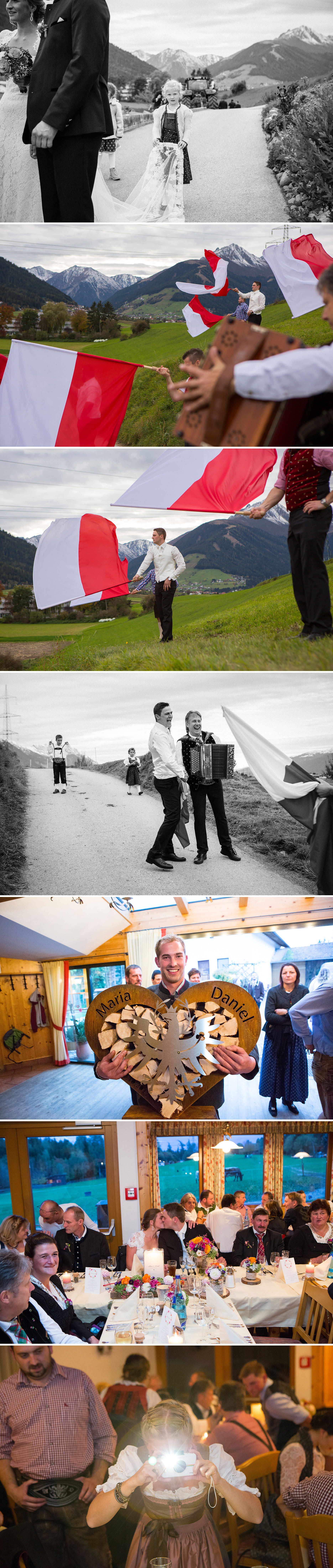 Fotografo Matrimonio Innsbruck