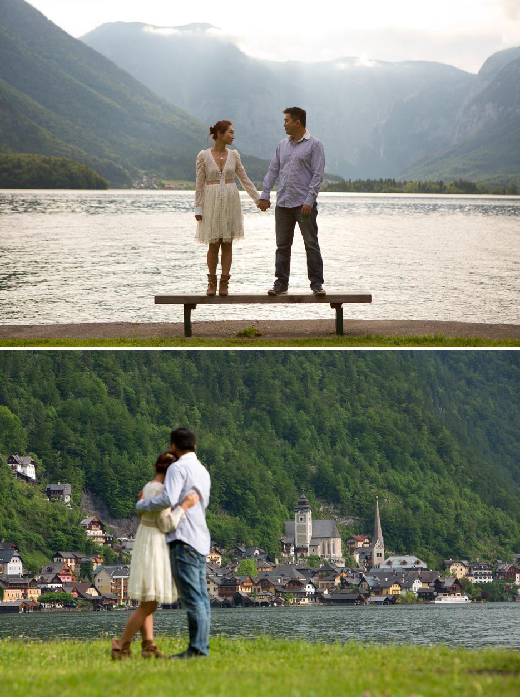 Hallstatt Wedding Photography