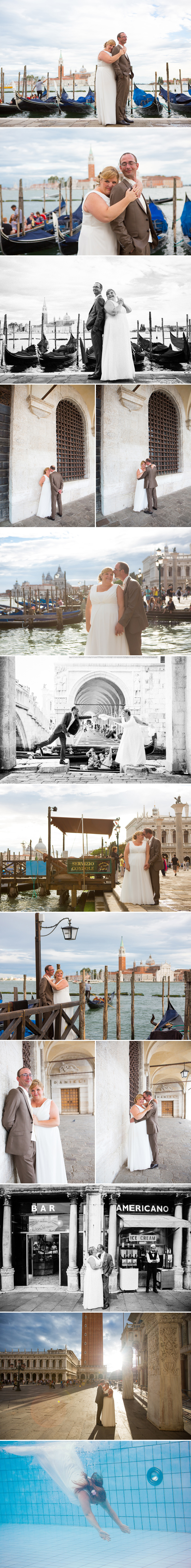 trash the dress photo shooting venice