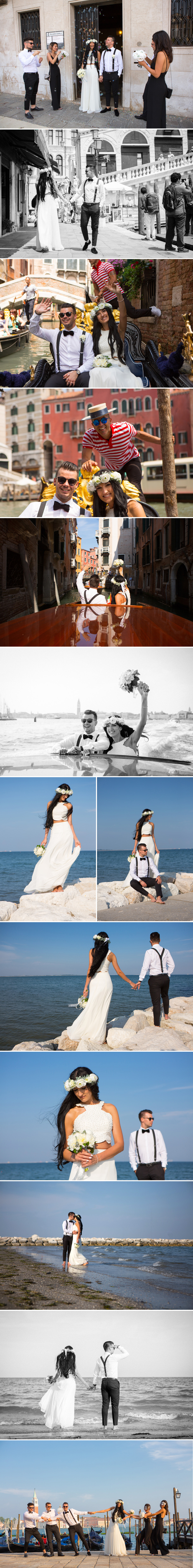 Intimate Wedding Venice