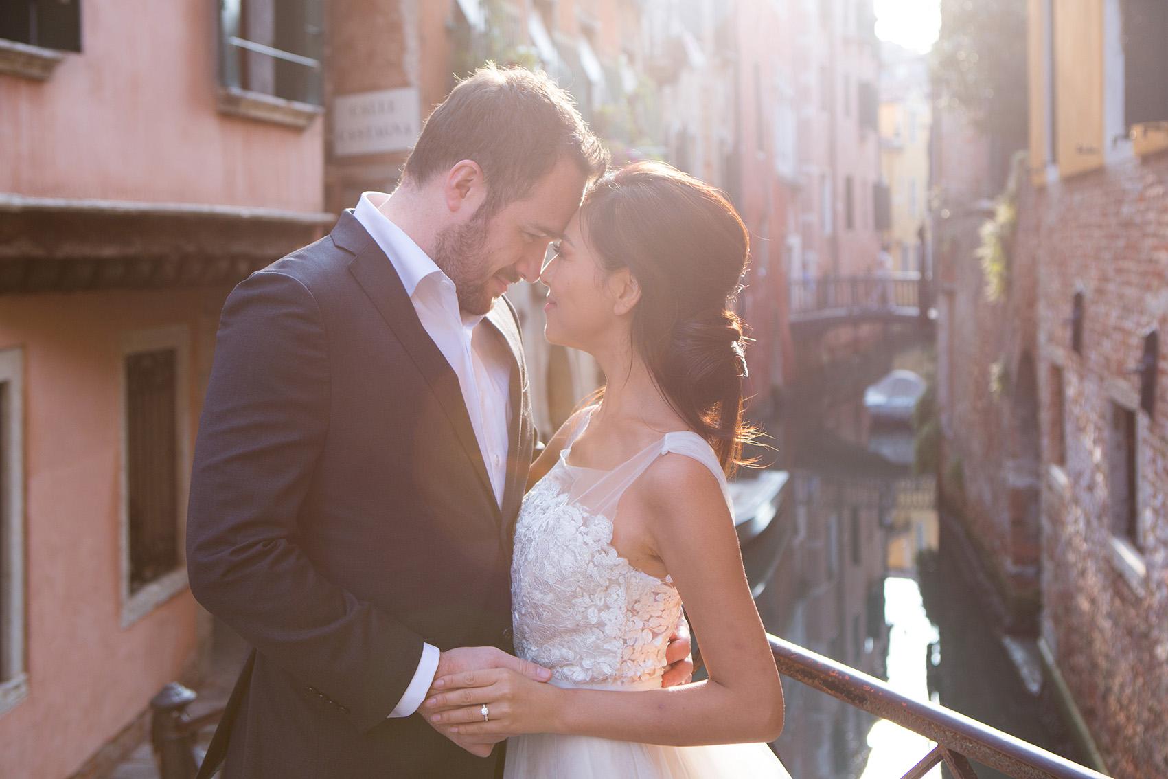 Honeymoon Photography in Venice